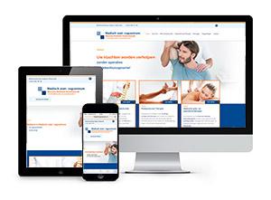 Medisch voet- rugcentrum - Responsive website