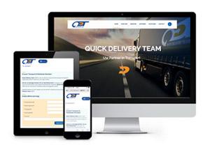 QDT.nl - responsive & CMS website
